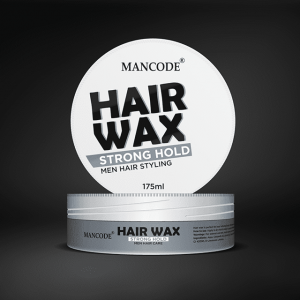 strong hold hair styling wax